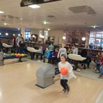 Kinderfeuerwehr beim Bowling | Foto: Tarik Baddouh